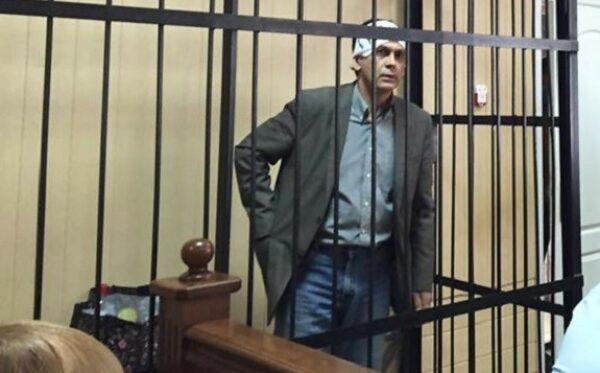 Протестуя против бесчеловечного обращения, Александр Орлов объявил голодовку