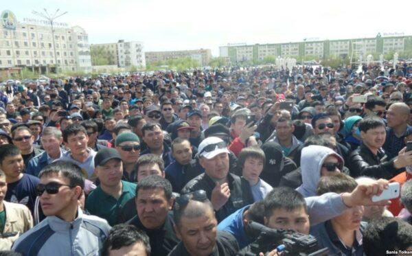 Массовые аресты и угрозы накануне митингов 21 мая: Призываем не допустить повторения Жанаозенской трагедии