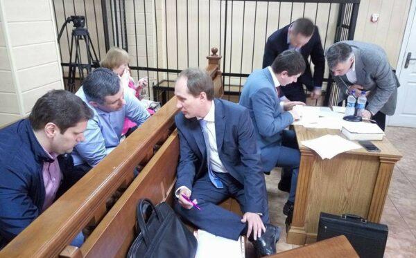Александр Орлов после почти пяти лет заключения был освобожден из-под ареста в Украине