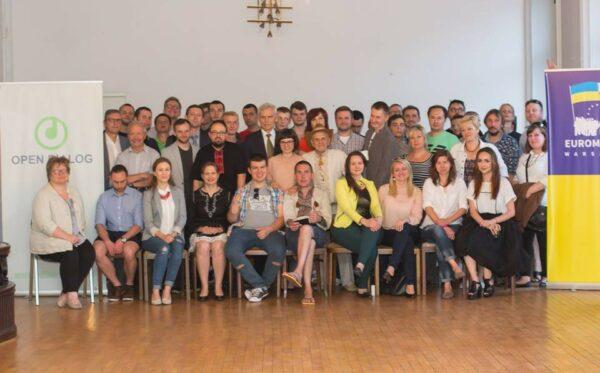 Прощание с «Украинским Миром»