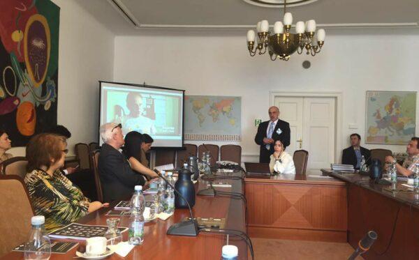 В Праге о заложниках Кремля – презентация отчета Фундации «Открытый Диалог»
