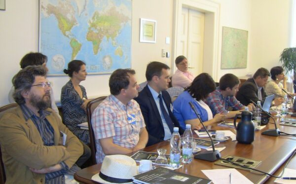 «Hostages of the Kremlin, ways forward» – конференция в Праге