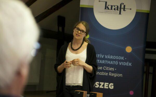 Презентация Фундации «Открытый Диалог» и панельная дискуссия в Кёсеге