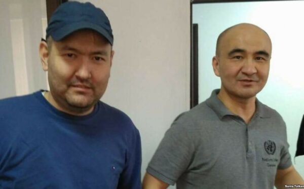 Казахстан: Макса Бокаева и Талгата Аяна приговорили к 5 годам тюрьмы за участие в мирном митинге