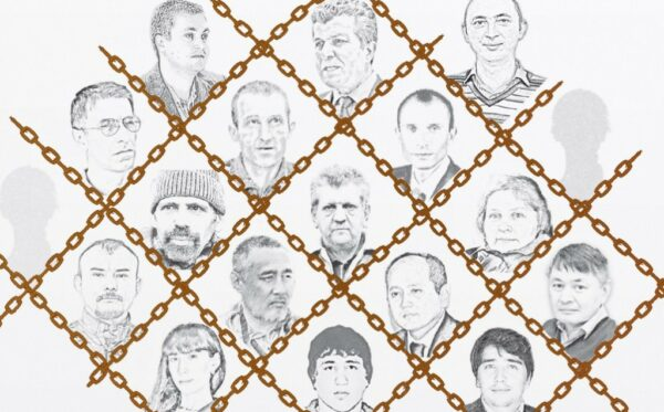Отчет: Украина помогает постсоветским государствам преследовать политических оппонентов и беженцев