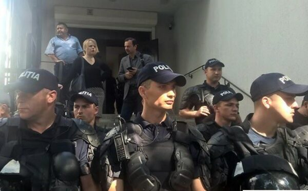 Молдова: Преследование адвоката Анны Урсаки