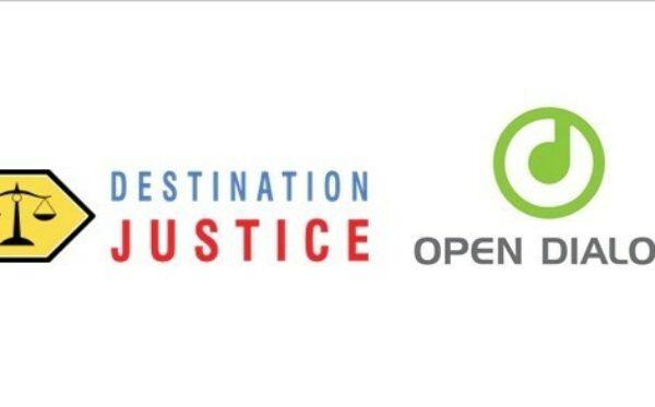 Фундация «Открытый Диалог» и Destination Justice намерены распространить сведения о практике преследований независимых правозащитников, действующей в настоящее время в Республике Молдова