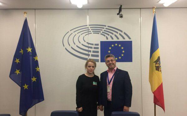 Поддержка гражданского общества Молдовы – встречи в ЕП и в ПАСЕ