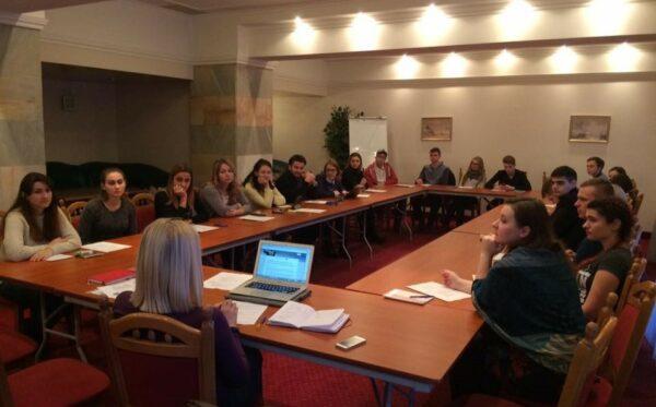 Отчет по итогам образовательной поездки в Киев