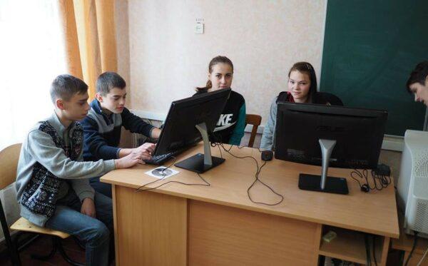 Авторы мобильного приложения о Чернобыле оказывают помощь школам в зоне отчуждения