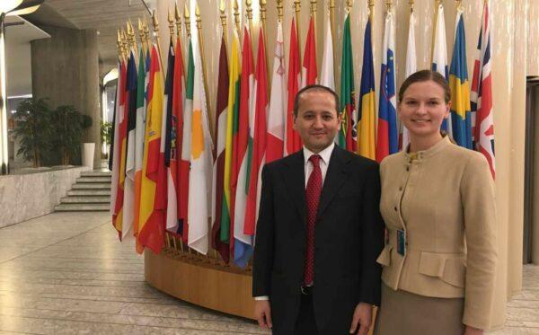 Фундация обсудила соблюдение прав человека в Казахстане на заседании Европейского парламента и в Совете Европы