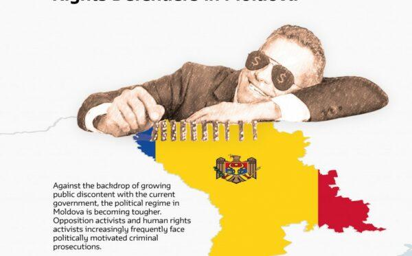 «Захваченное государство»: политические преследования в Молдове и узурпация власти Владимиром Плахотнюком