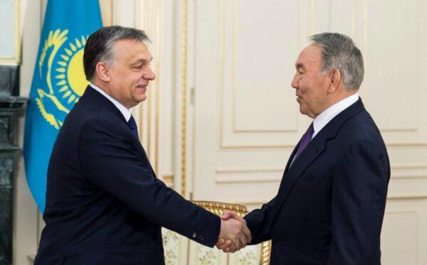 Отчет: Венгрия на службе у казахстанского диктатора?