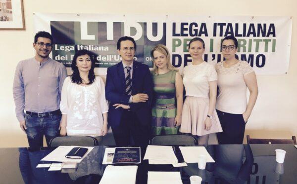 Фундация «Открытый Диалог» проводит 2-дневный визит в итальянский парламент для обсуждения реформ Интерпола и жертв незаконных «красных уведомлений»