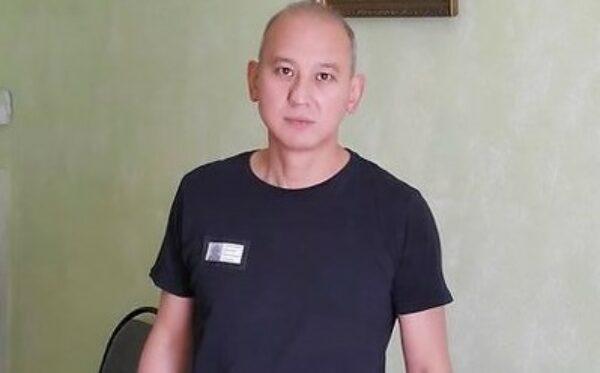 Казахстан:  Жизнь политического узника Мухтара Джакишева в опасности