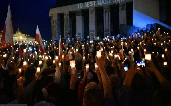 Информация о беспрецедентных нападках на общественные организации в Польше