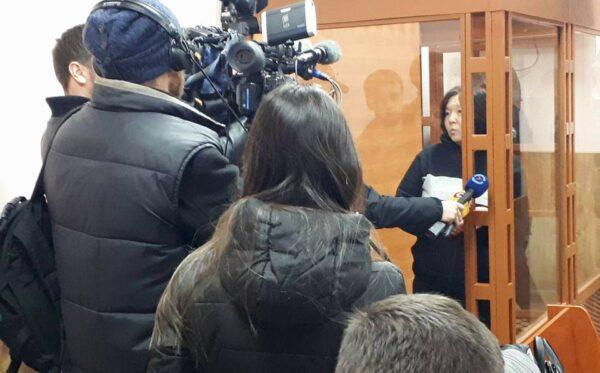 22 ноября суд рассмотрит апелляцию на экстрадиционный арест Жанары Ахметовой