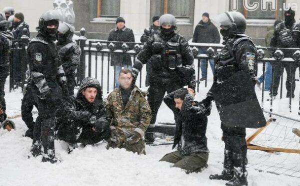 Открытое обращение в связи с нарушением прав человека при ликвидации палаточного городка под стенами Верховной Рады Украины