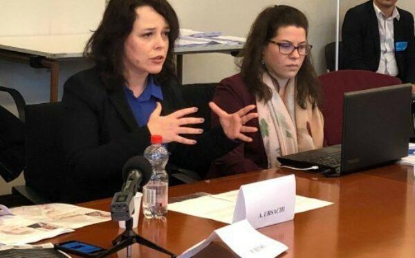 Молдова: суд с нарушением права на защиту выдал ордер на арест адвоката Анны Урсаки