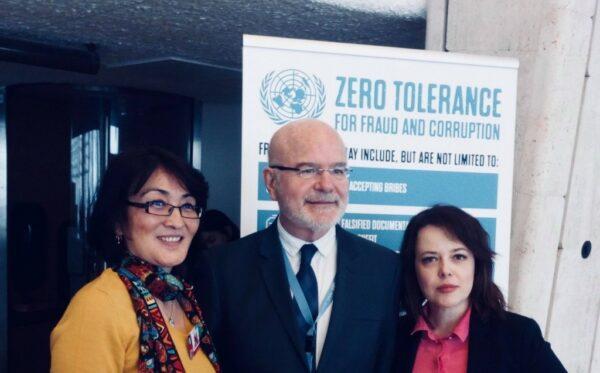 Правозащитники приехали на 37-е заседание Совета по правам человека, чтобы поддержать адвокатов, ставших жертвами преследований