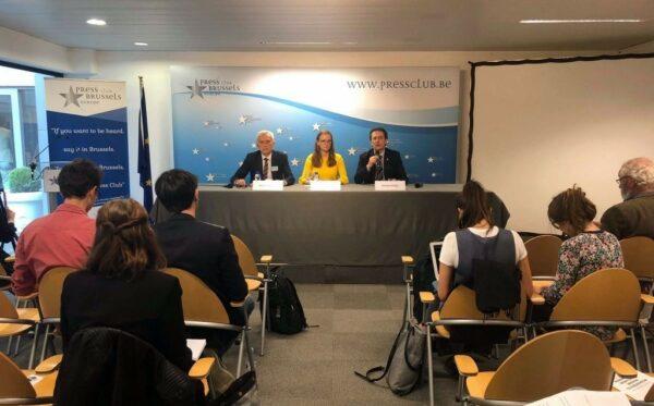 Пресс-конференция: Презентация отчета мониторинговой миссии по соблюдению прав человека в Казахстане