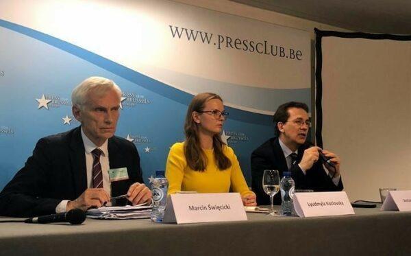Презентация отчета мониторинговой миссии по соблюдению прав человека в Казахстане