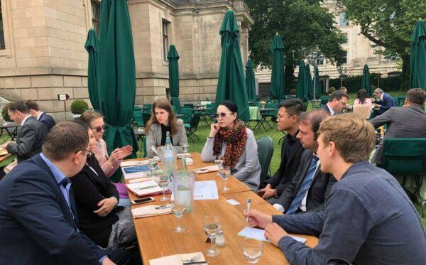 Фундация «Открытый Диалог» обсуждала в Бундестаге политическую ситуацию и права человека в Казахстане и Молдове