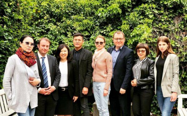 Политическая ситуация и права человека в Казахстане и Молдове – Фундации «Открытый Диалог» в Бундестаге