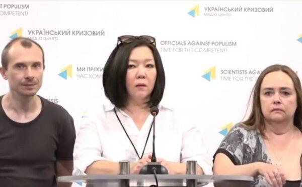 Казахстанские спецслужбы следят за активистами в Украине
