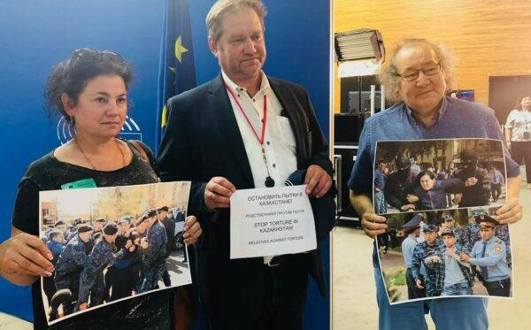 В Казахстане задержали правозащитницу Елену Семенову после ее визита в Европарламент