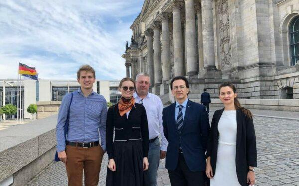 Ежегодная сессия ПА ОБСЕ в Берлине: делегация обсуждает угрозу демократии в Молдове, а также гражданские свободы и права человека в Казахстане