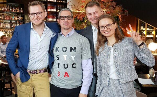 Представители Фундации «Открытый Диалог» совершили трехдневный визит в Лондон