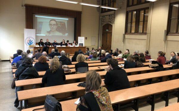 Президент Фундации «Открытый Диалог» на мероприятиях в Сорбонне, Франция, и в Вишеграде, Венгрия