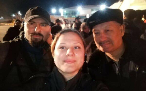 Казахстан незаконно выдворил правозащитников FIDU в отместку за освещение политического дела судьи Кенжалиева