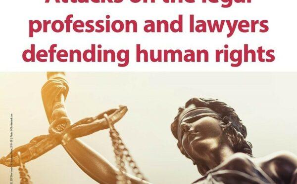 Европарламент обсудил «Атаки на юристов и адвокатов, защищающих права человека»
