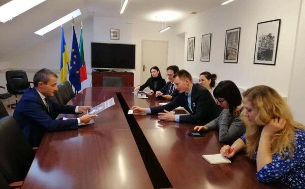 Фундация «Открытый Диалог», FIDU и Центр гражданских свобод: совместная миссия в Украине
