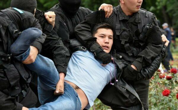 Списки задержанных и привлеченных к ответственности в связи с подозрением в участии в протестах в период с 1 мая по 12 июня 2019 года