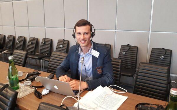 «Открытый Диалог» на конференции ОБСЕ по вопросам человеческого измерения в Вене