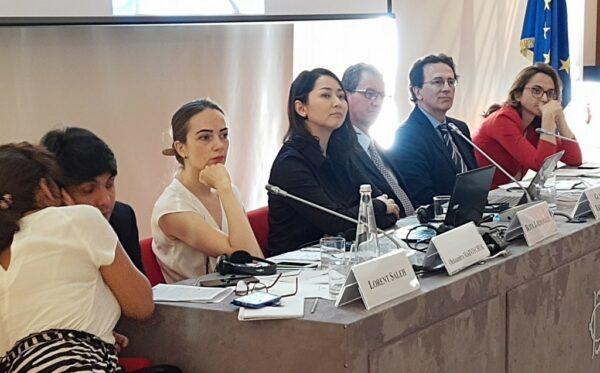 Фундация «Открытый Диалог» и FIDU в итальянском парламенте касательно введения глобального Закона Магнитского