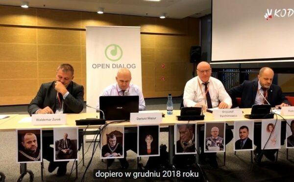 Атаки на судей и независимых прокуроров в Польше. Мероприятие Фундации «Открытый Диалог» на форуме ОБСЕ