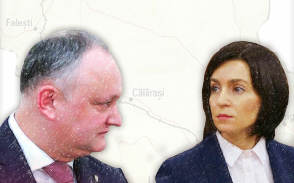 Государство вновь захвачено? Коррупция и политические преследования в Молдове