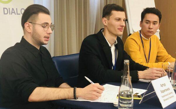 «Существуют ли угрозы Украине со стороны Китая и как их минимизировать?» – дискуссия в Киеве