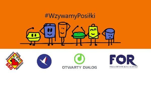 Кампании #PosiłekDlaLekarza и #WzywamyPosiłki объединяются!