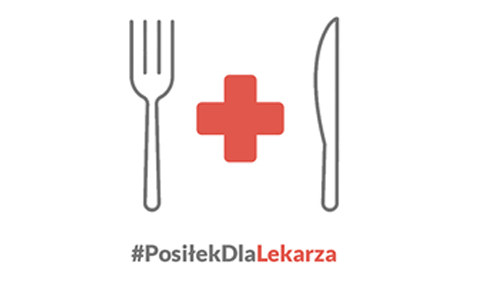 #PosiłekDlaLekarza – новая кампания Фундации «Открытый Диалог» и ее партнеров на фоне пандемии коронавируса
