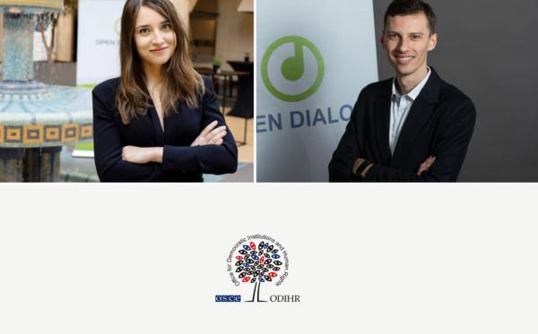 «Открытый Диалог» о дискриминации в Казахстане и Польше на дополнительном совещании ОБСЕ