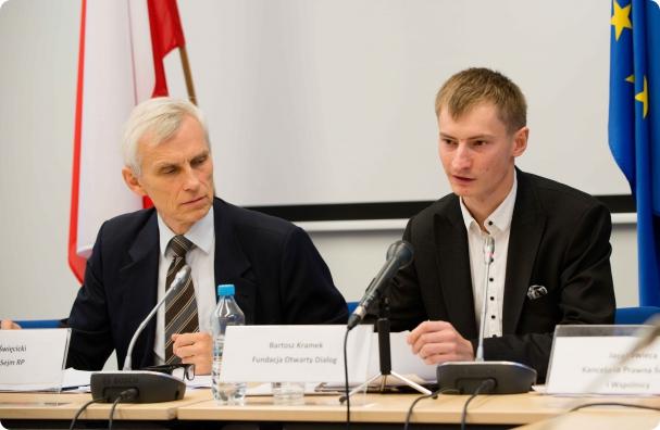 Марцин Свенцицкий, Бартош Крамек