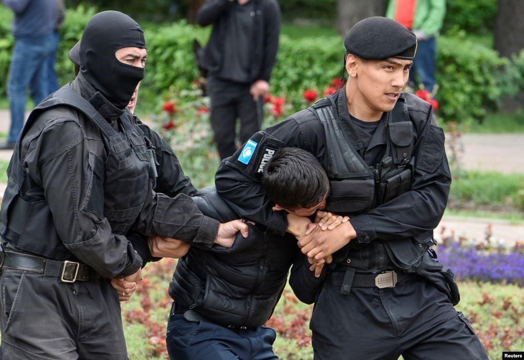 09.06.2019. Алматы. Фото: Reuters