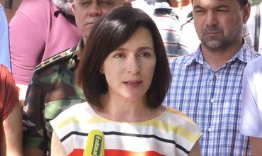 Майя Санду заявила, ссылаясь на слова посла Польши, что власти Варшавы не вмешиваются в политическую борьбу в Кишиневе. Источник: point.ru