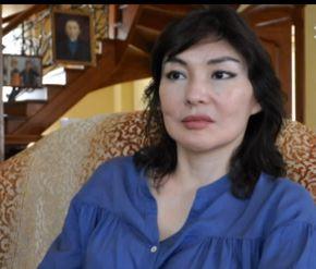 Алма Шалабаева