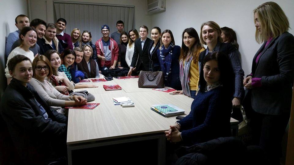 Встреча с Татьяной Шевчук и Виктором Нестулей, Transparency International Ukraine